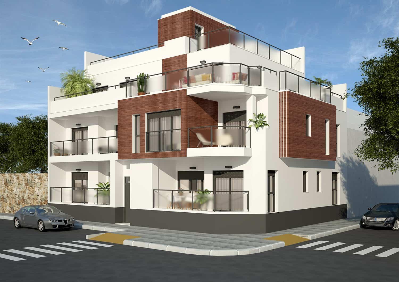 Ref:RH-10244-property Apartment For Sale in Torre de la Horadada
