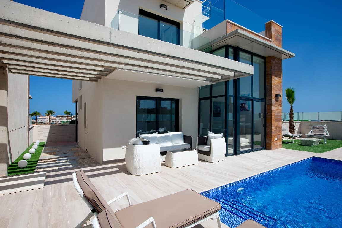 Ref:RH-11762-property Villa For Sale in Orihuela Costa