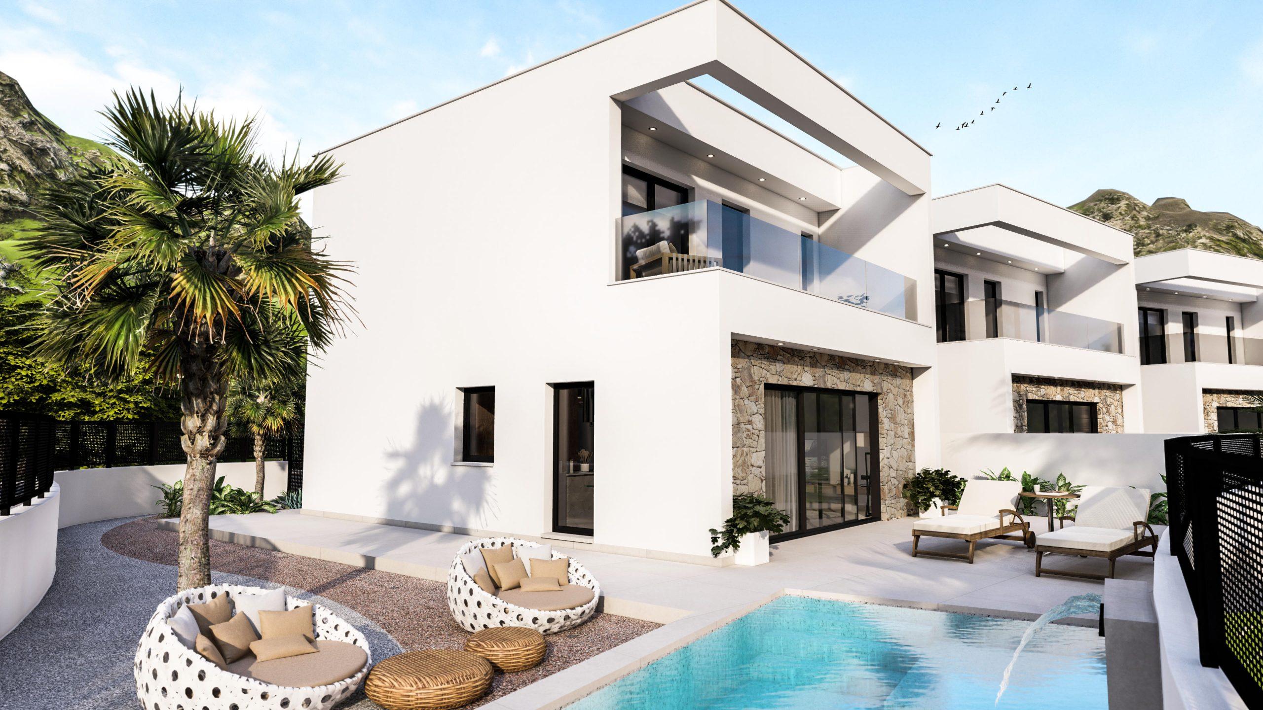 Ref:RH-13225-property Villa For Sale in Aguilas