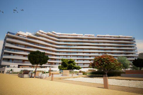 Edificio Los Flamencos DIC08-2